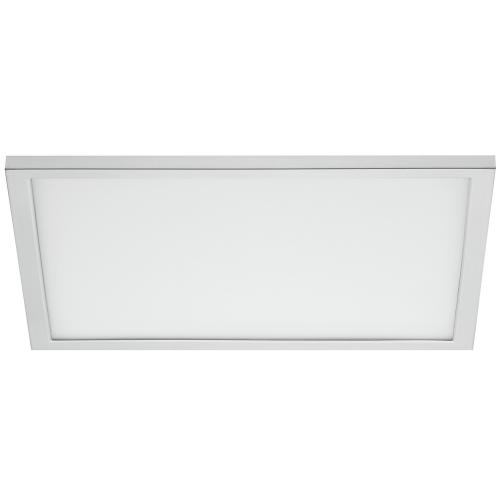 Hafele 833.77.120 Square Surface Mounted Downlight, Loox LED 3025, 24 V