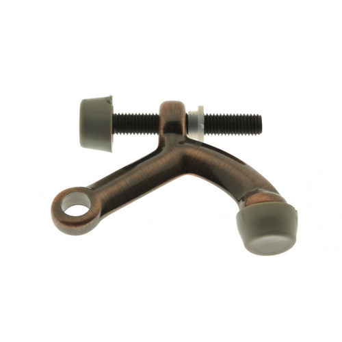 IDH 13029-08A Solid Brass Hinge Pin Stop, Anqitue Copper