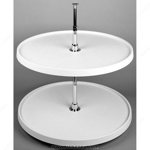 Richelieu 6072181152 Full Circle Lazy Susan