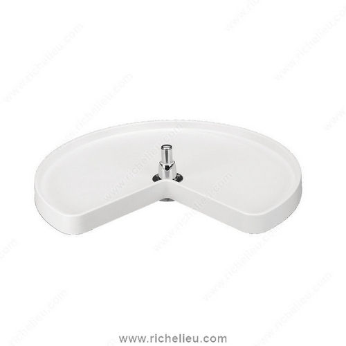 Richelieu 6421281552 Swivel Mount Kidney Polymer Tray
