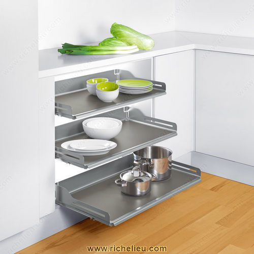 Richelieu 2131710 Cavare Pull-Out Shelf System