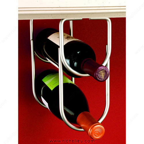 Richelieu 3250SN Double Hanging Bottle Rack