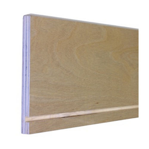 Richelieu BIRCH4 Plywood Drawer Side - Top Side Edgebanded