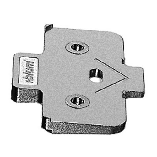 Richelieu 171A5010180 Angled Spacer for Mounting Plate - Plus 5 Degrees