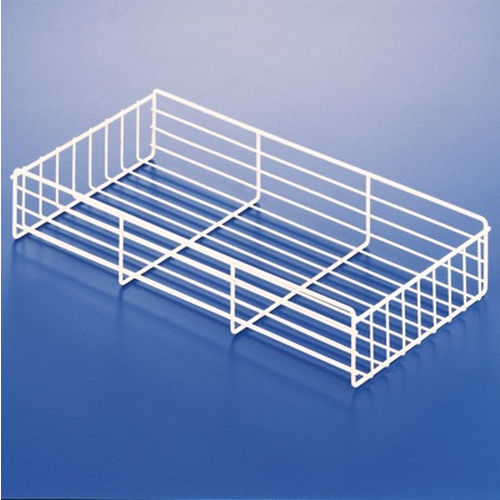 Richelieu 608530 White Wire Baskets
