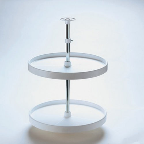 Richelieu P24R30 2-Shelf Lazy Susan Set