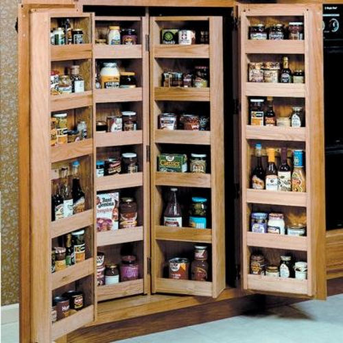 Richelieu 251261 Pantry Unit