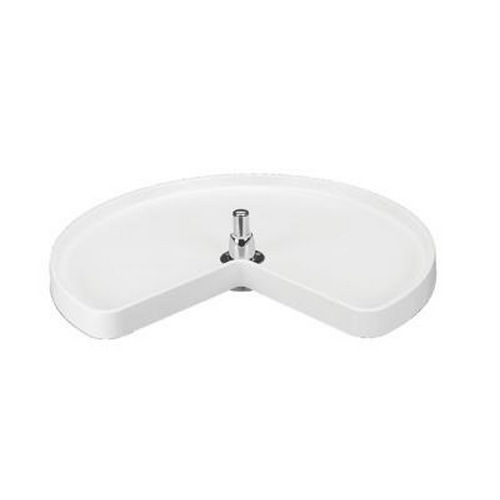 Richelieu 6421281152 Swivel Mount Kidney Polymer Tray