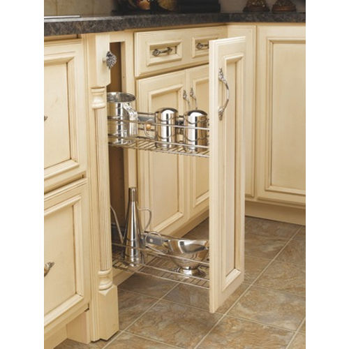 Richelieu 54806CR Sliding Basket System for Narrow Spaces