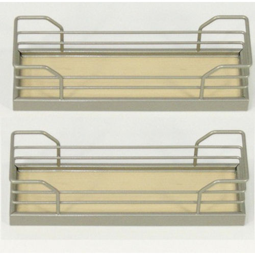 Richelieu 2581140150 Set of Arena Baskets for Narrow Sliding Systems