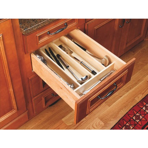 Richelieu 4WUT1 Trimmable Wood Utility Tray