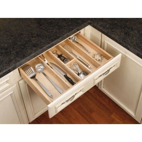 Richelieu 4WUT3 Trimmable Wood Utility Tray
