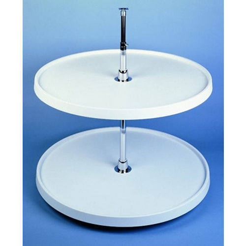 Richelieu 6072321152 Full Circle Polymer Tray Set