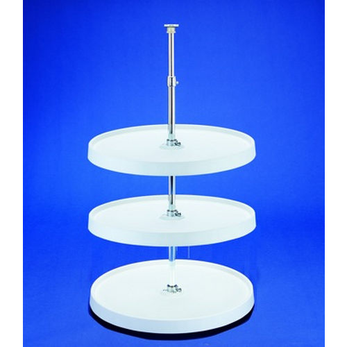 Richelieu 60131811526 Set of 3 Round Trays