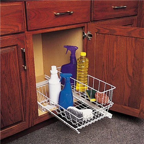 Richelieu 88110030 Pull-Out Undersink Basket 11