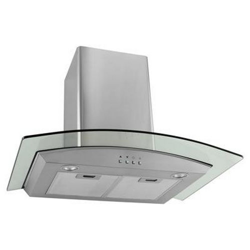 Richelieu 56530170 Glass and Stainless Wall Hood