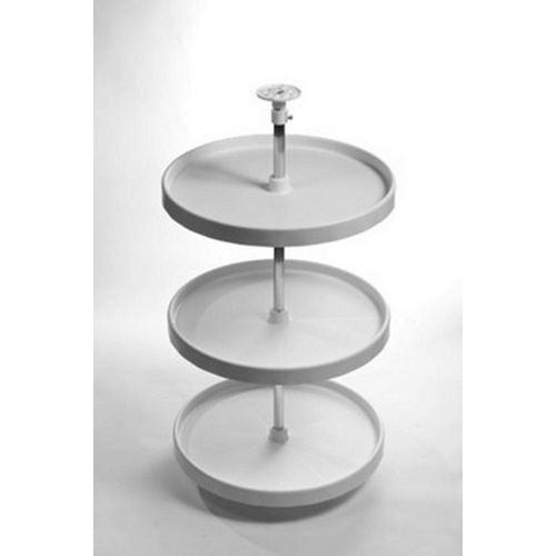Richelieu P183R40 Set of 3 Round Trays