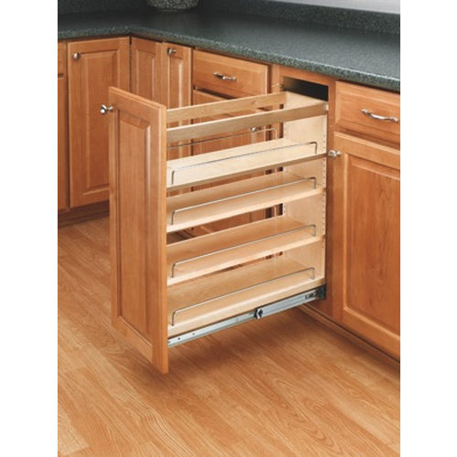 Richelieu 448BCSC8C Blum Sliding Storage System with Soft-Close