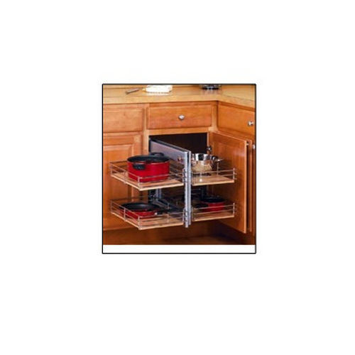 Richelieu BBCTL15 Blind Corner Base Cabinet Pull-Out