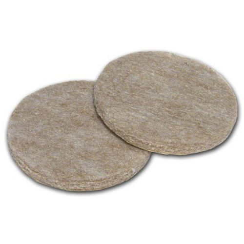 Richelieu 23102 Heavy-Duty Self-Adhesive Felt Pads - Rounds