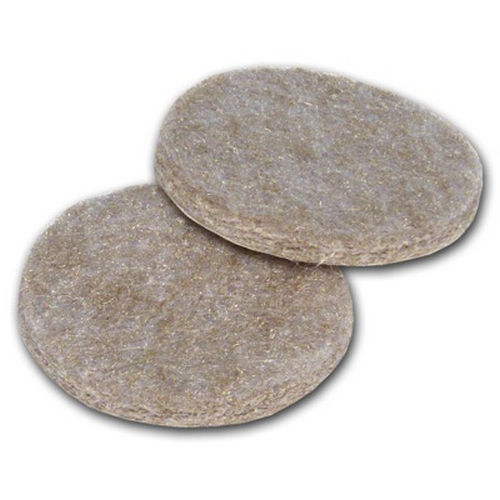 Richelieu 23169 Heavy-Duty Self-Adhesive Felt Pads - Rounds