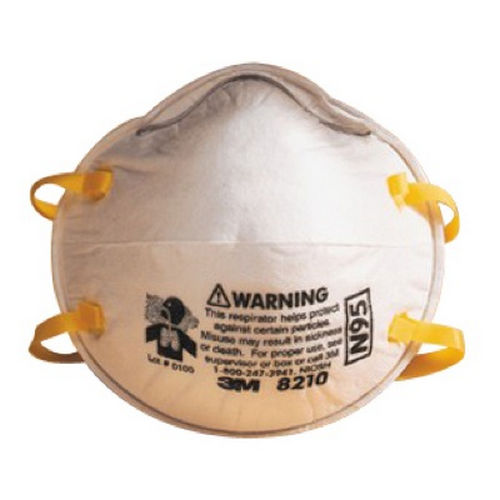 Richelieu 9608210 Dust Respirator