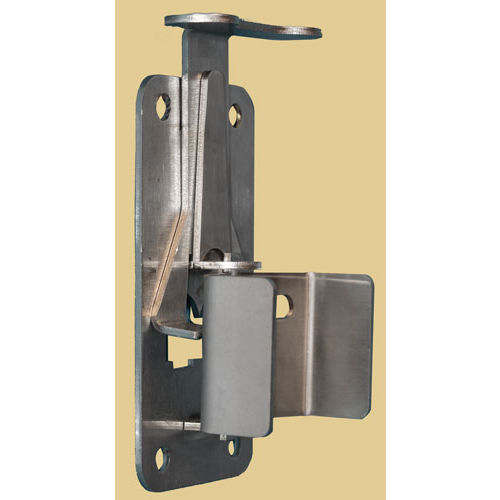 Snug Cottage 4100-35SS Satin Stainless Quick Katch Latch 3-1/2