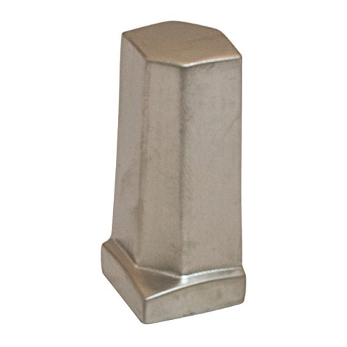 Hafele 547.52.699 Corner Post for Shoe Fence, Synergy Elite Collection
