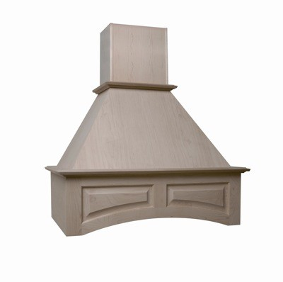 Richelieu 10536150 Arched Wood Hood
